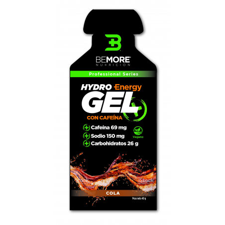 Hydrogel energetico cola s/cafeina 40g