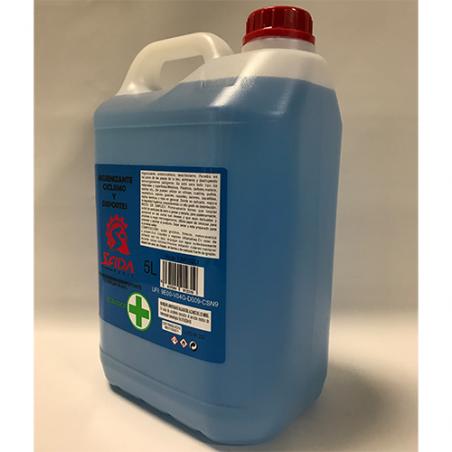 Higienizante sfida antibacteriano bidon 5litros