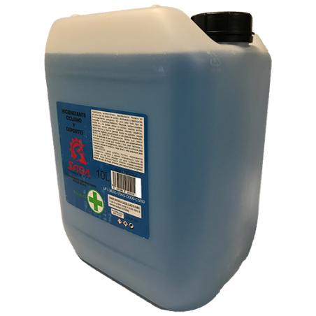 Higienizante sfida antibacteriano bidon 10 litros