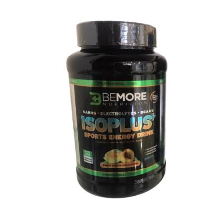 Isoplus sports energy drink mango melocoton 600g