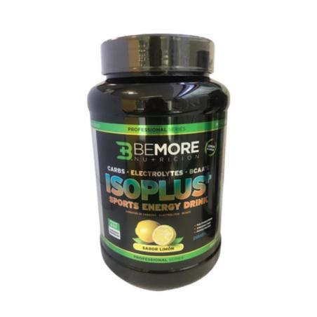 Isoplus sports energy drink limon 600g