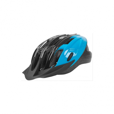 Casco dynamic inmold negro/azul t-l 58-62cm