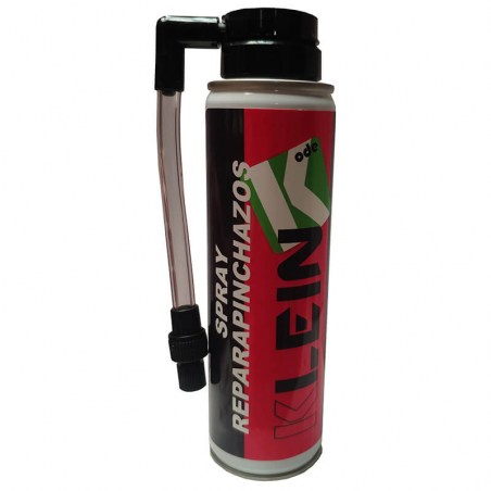 "Spray repara pinchazos hasta 29"" klein 150ml"