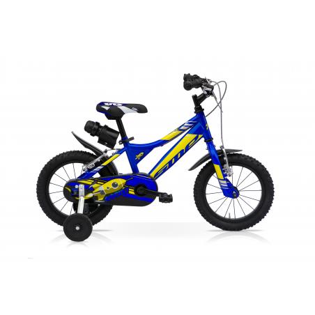 "Bicicleta boy 12"" 1v rocket azul"