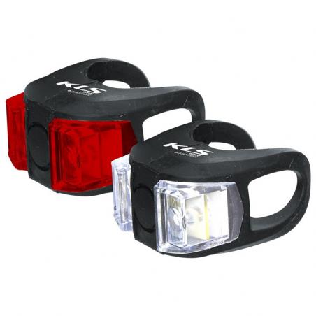Set luces kls twins negra